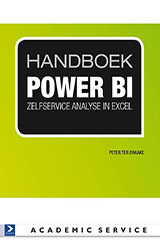 Selfservice analyse in Excel